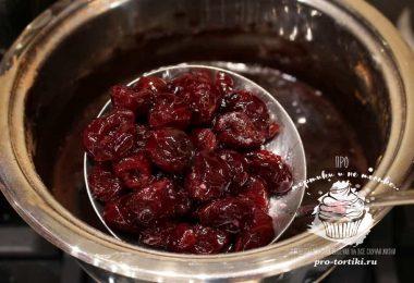 Как сварить вишневое варенье пошаговый рецепт