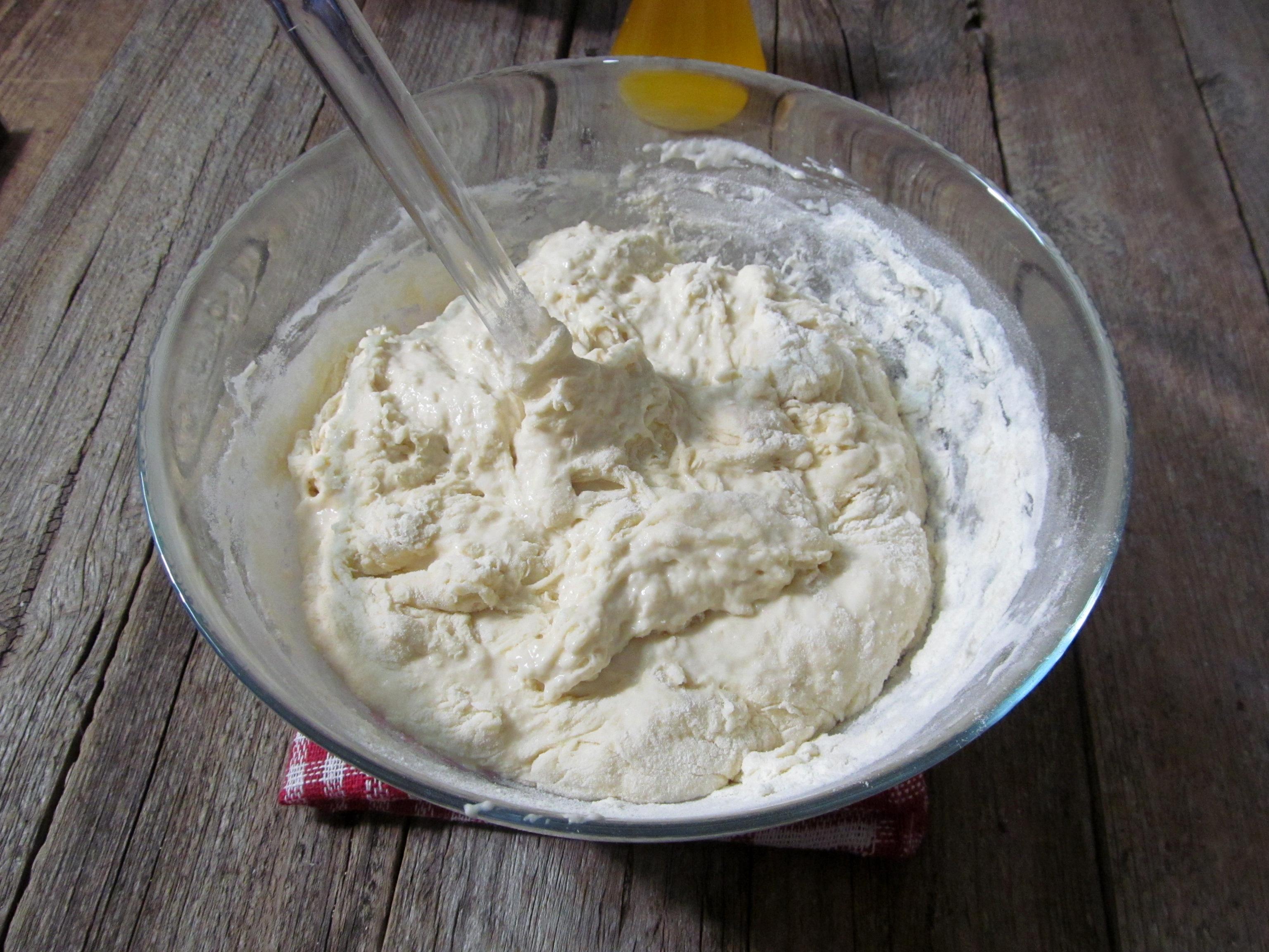 Воздушное тесто пошаговый рецепт