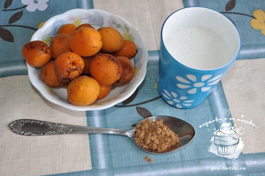 Варенье из абрикосов с корицей