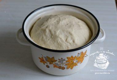 Пышный домашний хлеб в духовке - рецепт пошаговый с фото