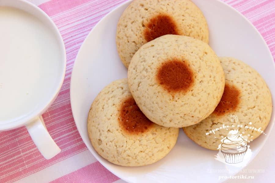 Очень вкусное печенье на рассоле с помидор
