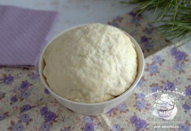 Турецкое тесто