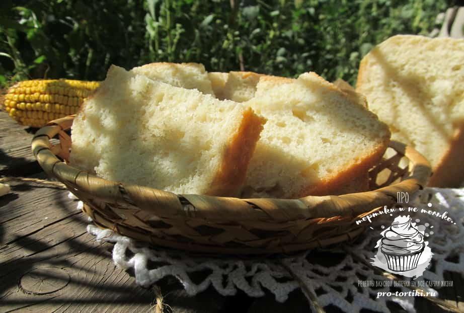 домашний хлеб на сухих дрожжах в духовке