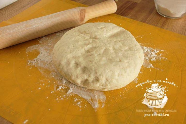 Тесто для итальянской пиццы рецепт с пошагово