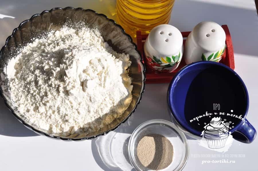 пирожки с сливами жареные