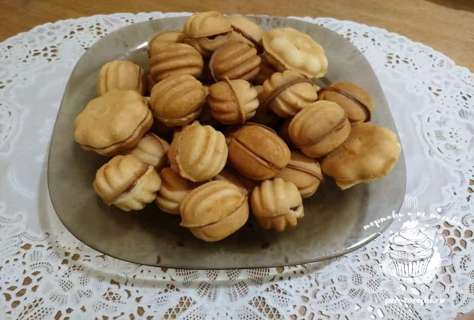 Как сделать сгущенку для орешков 184